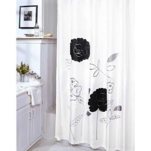 Sylvana Polyester Shower Curtain