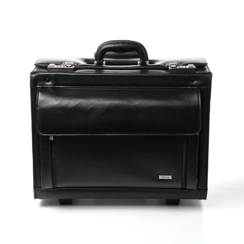 Solo Cases Classic Leather Laptop Catalog Case