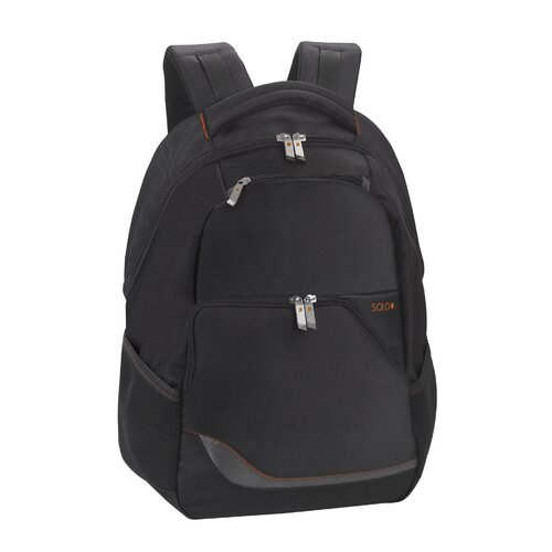 "Solo Cases Vector 16"" Laptop Backpack"