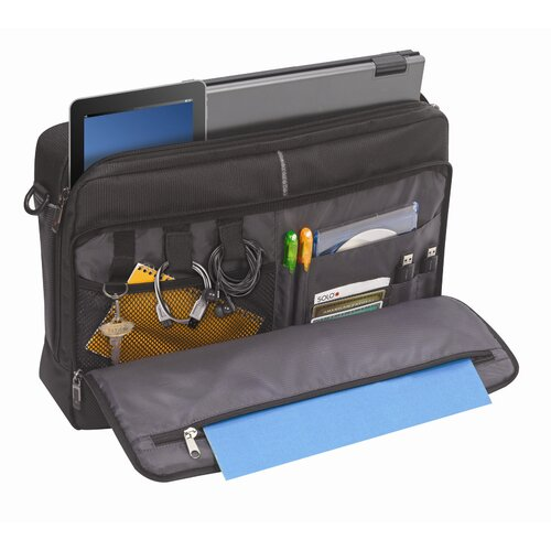 Solo Cases Sentinel Laptop Briefcase