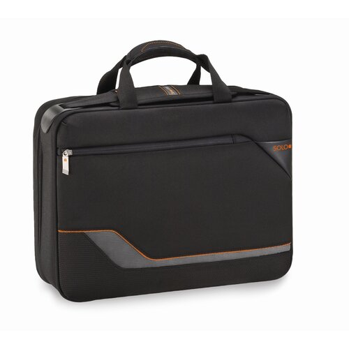 Solo Cases Vector Slim Laptop Briefcase
