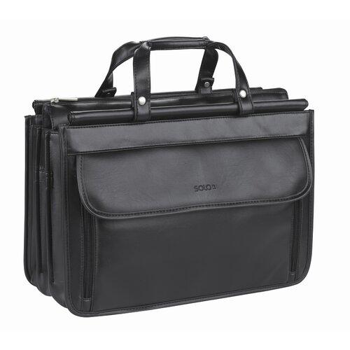 Classic Quad Compartment Briefcase