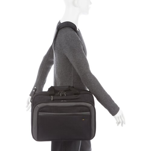 Solo Cases Sterling CheckFast™ Laptop Briefcase