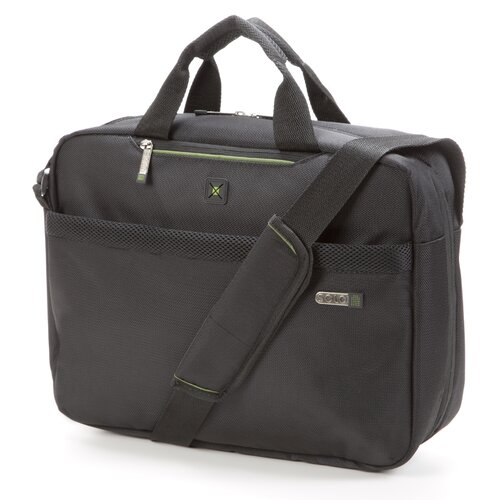 Solo Cases Tech Check Fast ™ Laptop Briefcase