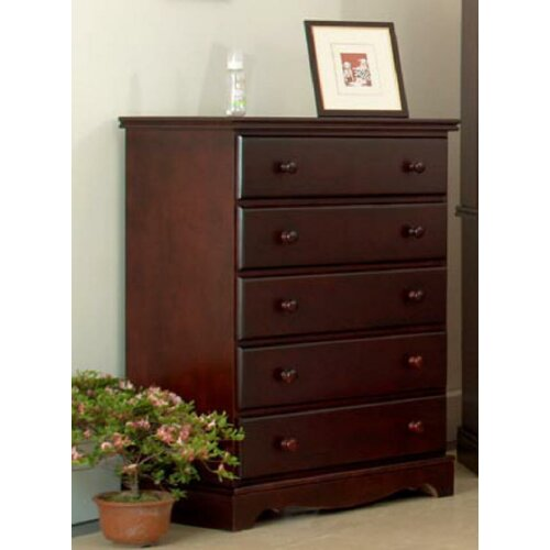 Eden Baby Furniture Savannah 5-Drawer Chest