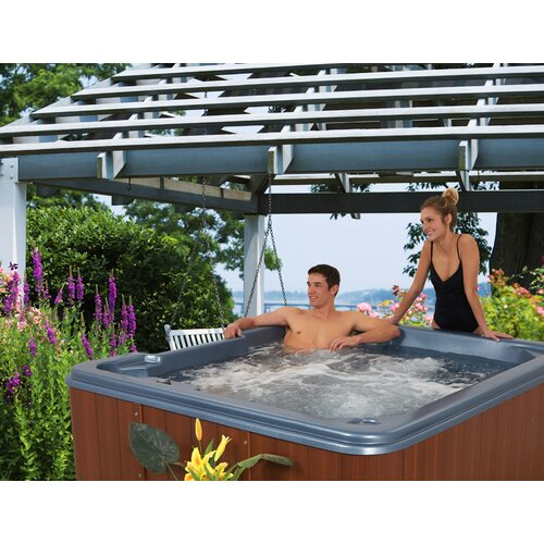 QCA Spas 5-Person 30-Jet Bahama Spa