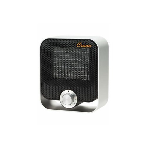 Ultra 800 Watt Ceramic Compact Space Heater
