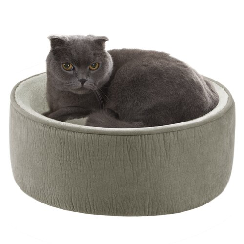 Rhino Skin Kitty Kup Cat Bed in Sage