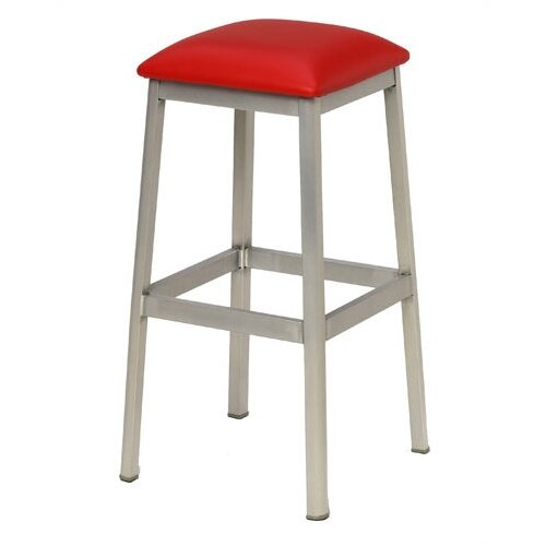 "Grand Rapids Chair Atoll 30"" Barstool with Angled Leg"