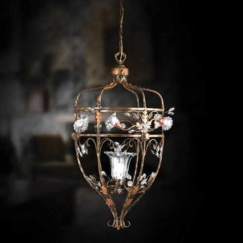 Eurofase Calista 6 Light Foyer Pendant