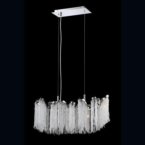 Ellena 5 Light Crystal Chandelier