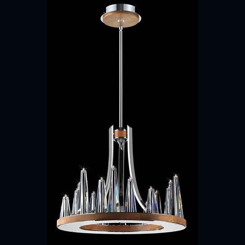 Skyline 15 Light Pendant