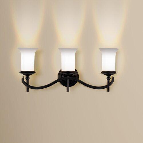 Eurofase Foxboro 3 Light Vanity Light