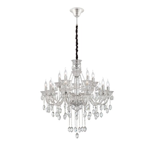 Venetian 15 Light Chandelier