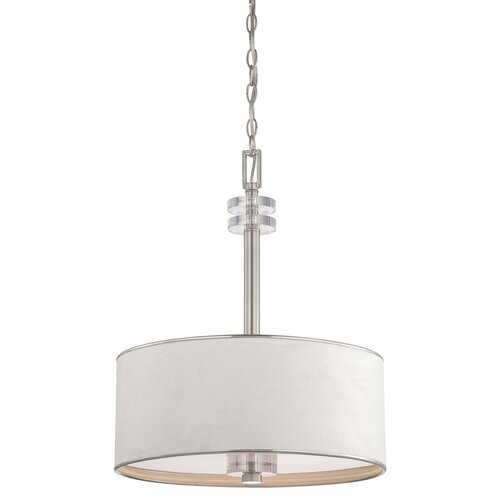 Eurofase Savvy 3 Light Drum Pendant