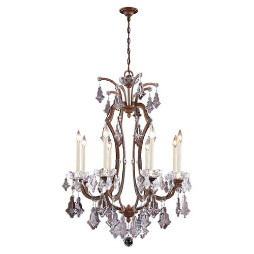 Colette 8 Light Chandelier