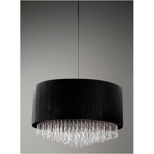 Penchant 6 Light Drum Pendant