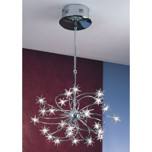 Starburst 24 Light Pendant