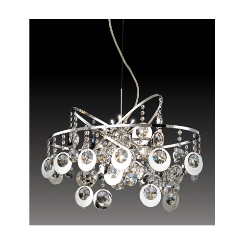 Nimah 12 Light Pendant