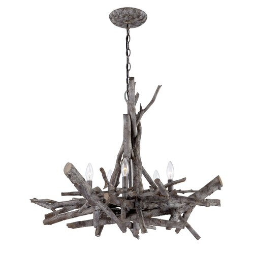 Bosco 5 Light Chandelier