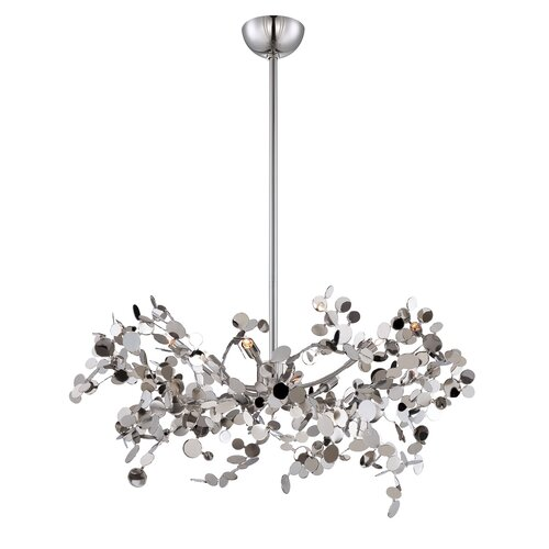Divo 5 Light Pendant