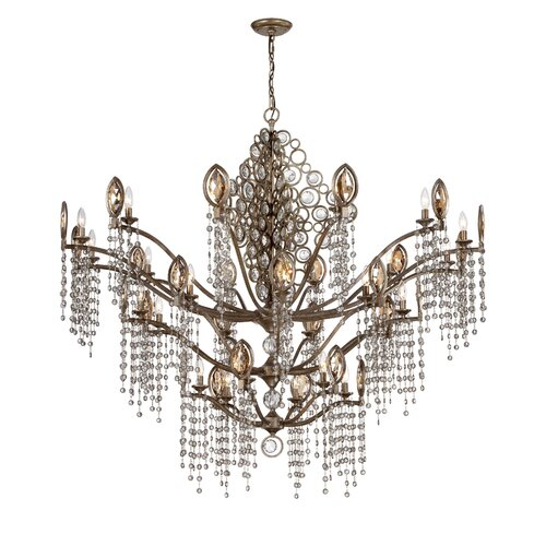 Capri 27 Light Chandelier