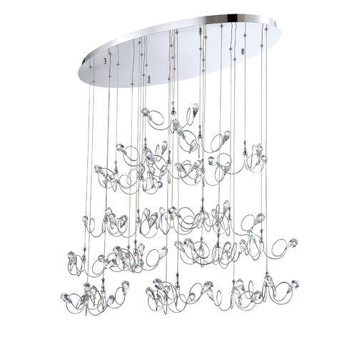 Eurofase Volare 25 Light Pendant