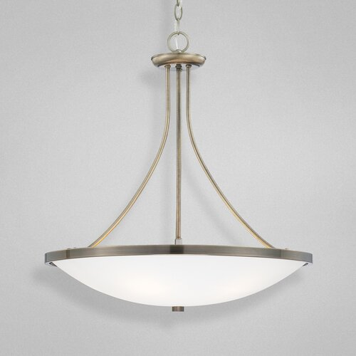 Blanko 5 Light Inverted Pendant