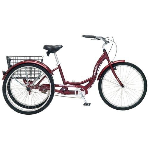 "Schwinn Meridian 26"" Single Speed Tricycle"