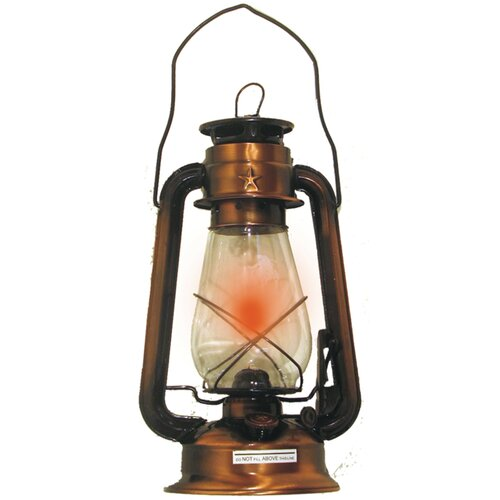 United General Supply CO., INC Lone Star Electric Hurricane Lantern