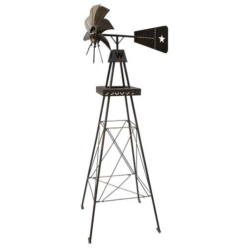 United General Supply CO., INC Metal Star Windmill