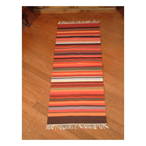 Novica Highland Sunset Rug