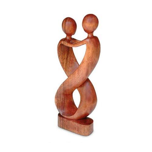 'Heart to Heart' Sculpture