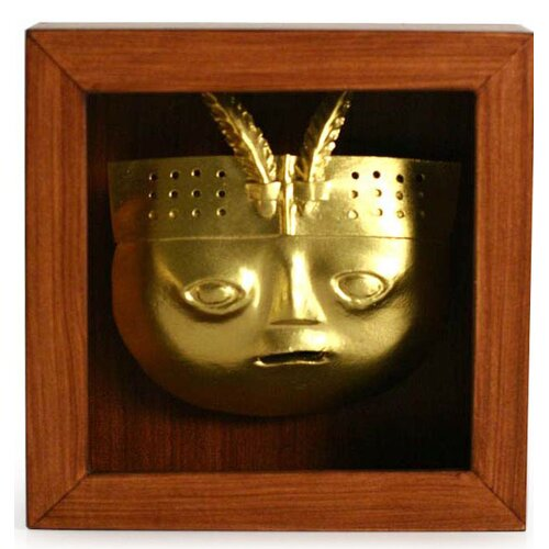 Shadow Box Sican Mask