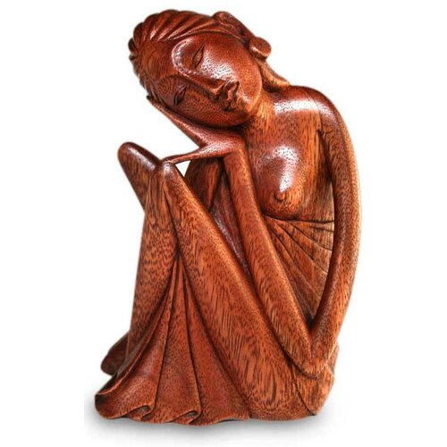 'A Balinese Woman' Sculpture