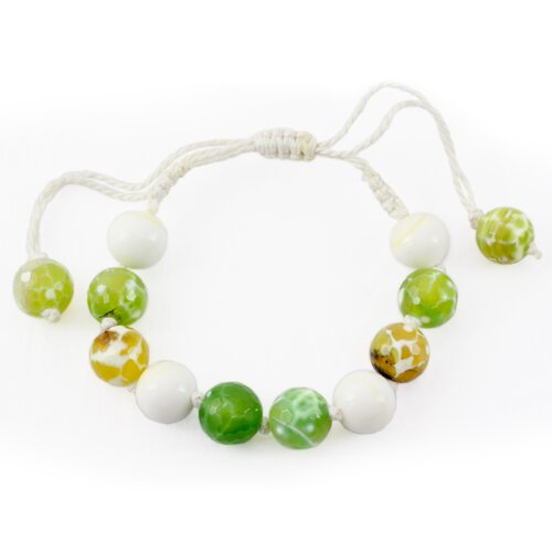 The Nalinee Artisan Spring Constellation Beaded Bracelet