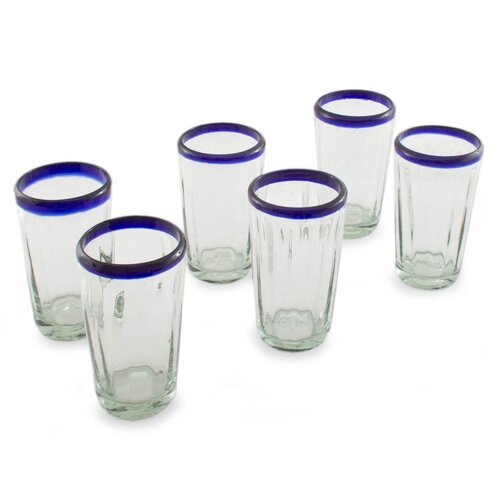The Javier and Efren Juice Glass (Set of 6)