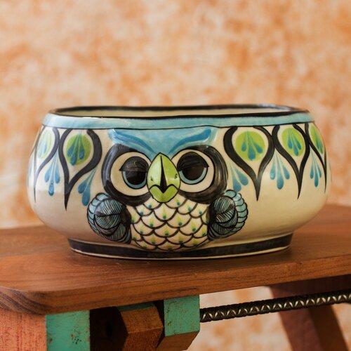 Novica The Roberto Perez Ceramic Bowl