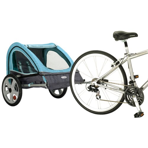 InSTEP Take 2 Double Special Needs Stroller Bike Trailer