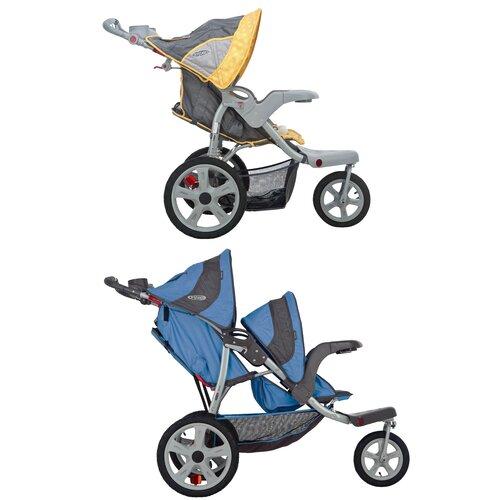 InSTEP Safari Double Tandem Stroller