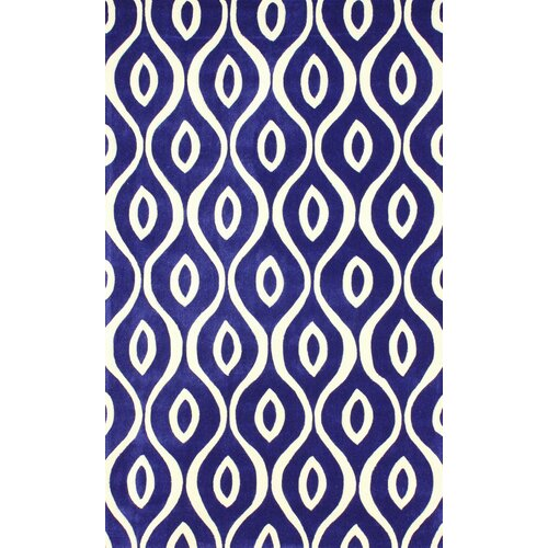 Cine Blue Horatio Rug