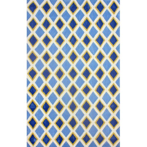 Cine Light Blue Colin Rug