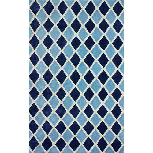 Cine Dark Blue Colin Rug