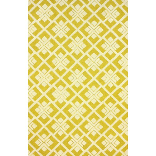 Varanas Yellow Edward Rug