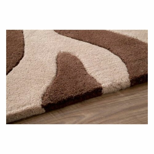 NuLOOM Moderna Brown Zebra Print Area Rug & Reviews