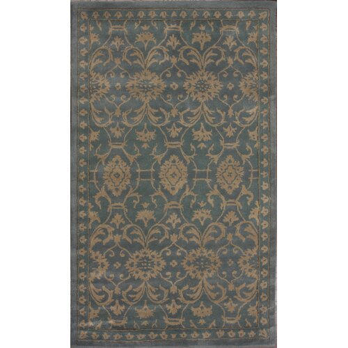 Fancy Light Blue Vittorio Rug