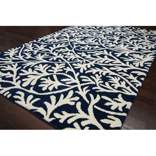 nuLOOM Fancy Regal Blue Reese Rug
