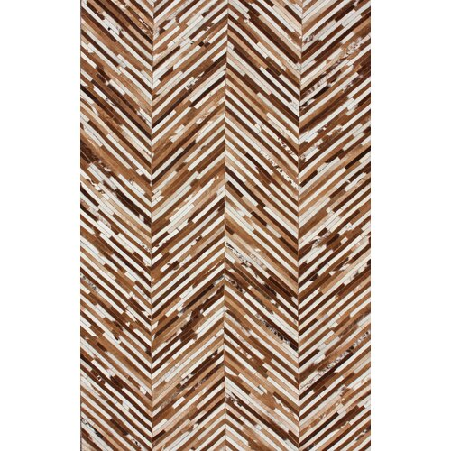 nuLOOM Goodwin Brown Rug