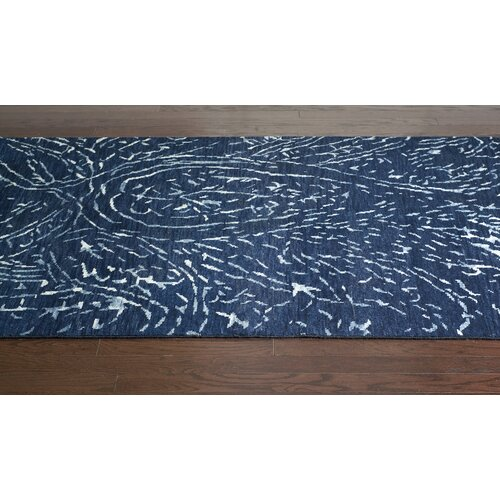 Zem Matlida Navy Blue Area Rug