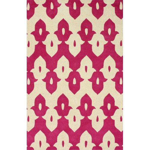 Moderna Pink Palazzo Rug